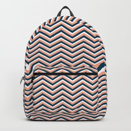 Happy zigzag Backpack