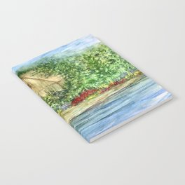 Overgrown Notebook