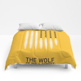 The Wolf of Wall Street Comforters