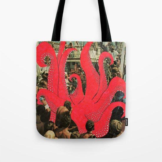 Squids Tote Bag
