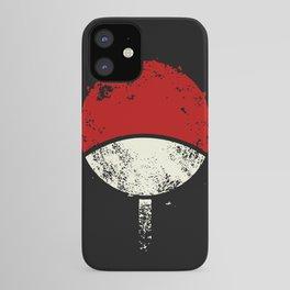Uchiha Clan V.1 iPhone Case