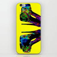 trip iPhone & iPod Skins featuring trip by yayanastasia