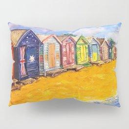 Beach Houses Pillow Sham