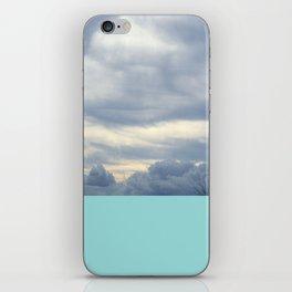 roadtrip: I95 skye  iPhone Skin