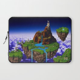 Floating Kingdom of ZEAL - Chrono Trigger Laptop Sleeve