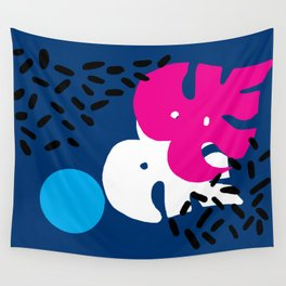 Monstera Wall Tapestry