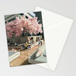 Spring's in the air Stationery Cards