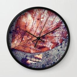 Yard Porn Wall Clock