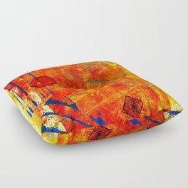 Limbic Blast Floor Pillow