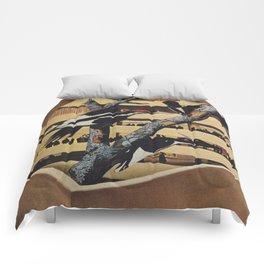 Art Museum Comforters