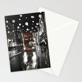 London Oxford Street Stationery Cards