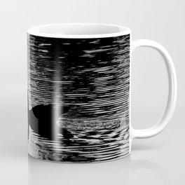 Nothing but black Coffee Mug