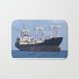 Cargo Ship Beril 1 Bath Mat