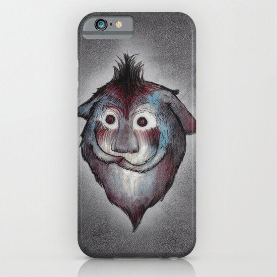 Ghost / Alone iPhone & iPod Case