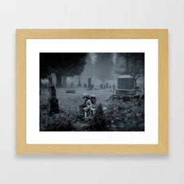 Angel Of The Departed  Framed Art Print