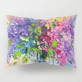 Bouquet lilac Pillow Sham