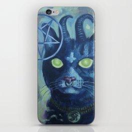 Unholy Kitty iPhone Skin