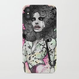 'Cause the Birds Won't Sing iPhone Case
