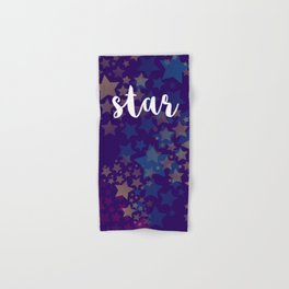 Be a star Hand & Bath Towel