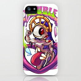 Welcome to the Double Gun Show iPhone Case