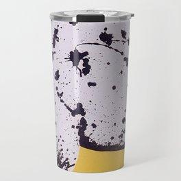 Burb*rry Appaloosa Travel Mug