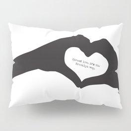 SPREAD LOVE Pillow Sham