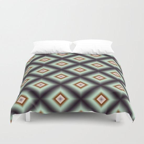 Starry Tiles in atBMAP 03 Duvet Cover