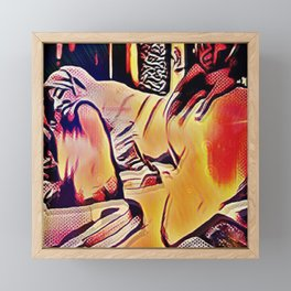 Infernal Succubi Framed Mini Art Print