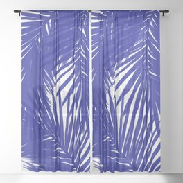 Palms Royal Sheer Curtain
