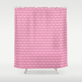 laces (1) Shower Curtain