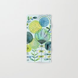 Spring Blooms Hand & Bath Towel