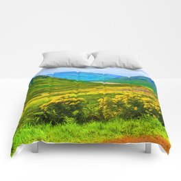Scottish Highlands Comforters
