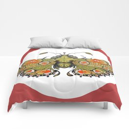 Butterfly (original sold) Comforters