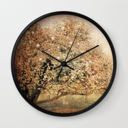 The Ballad of the Spring Wall Clock