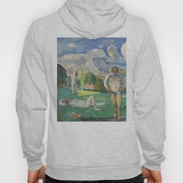 Paul Cézanne, Bathers at Rest Hoody
