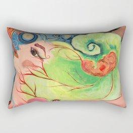 Fetal Female Rectangular Pillow