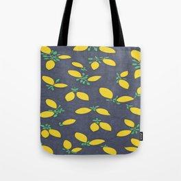Lemon Drops Tote Bag