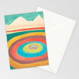 Colorful Stone Stationery Cards
