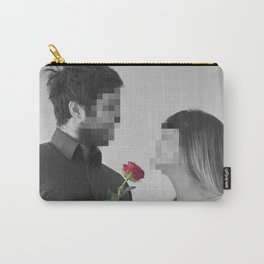 A Couple In Love Carry-All Pouch