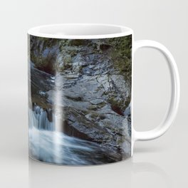 Finding a Spot for My Cares Coffee Mug