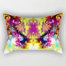 twelvetacle bear Rectangular Pillow