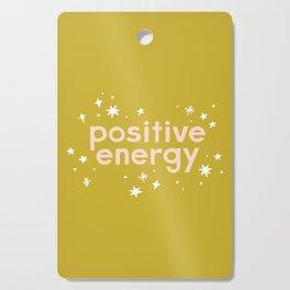 Positive Energy Cutting Board