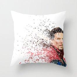 Stephen Strange Throw Pillow