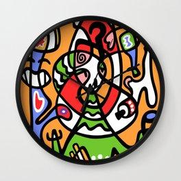 The Hangover Wall Clock