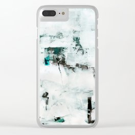 Blissful Illusions No.2g by Kathy Morton Stanion Clear iPhone Case