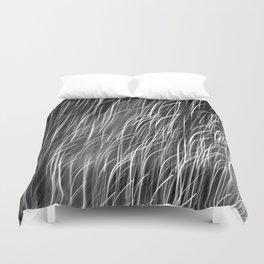 Black & White Glitter 3374 Duvet Cover