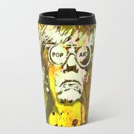 Pop-Art KING Travel Mug