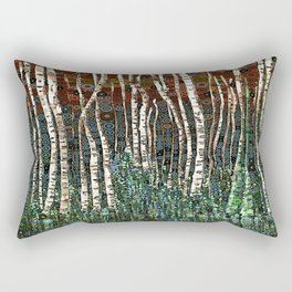 :: Wild in the Woods :: Rectangular Pillow