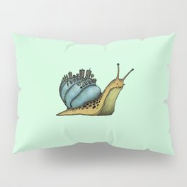 Snail City Pillow Sham