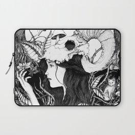 Nature goddess original Laptop Sleeve